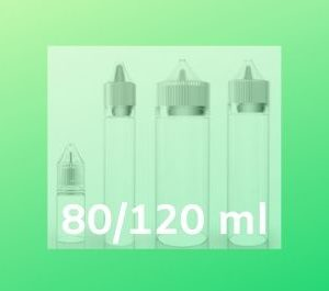 Líquidos 80ml/100ml